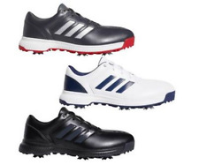 adidas CP Traxion Wide Fit Water Repellent Climastorm Mens Golf Shoes