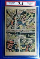 Giant Size X-Men #1 CPA 7.5  SINGLE PAGE #30 New X-Men Team