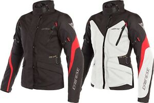 Dainese Tempest 2 Women's Motorcycle Jacket D-Dry Waterproof Touring all Weather
