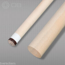 NEW OB-Pro+ PPAR+ - Partial Unfinished Shaft - 11.75mm - Match Your Cue Shaft