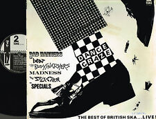 DANCE CRAZE Best of British Ska Live LP Madness 2TONE UK 1981 CHR TT5004 @EXCLT@