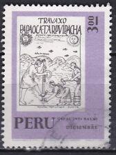 PERU  JAAR 1972 NR. Y&T 573 ° (L11)