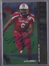 2012 UD SP Authentic Melvin Ingram '94 Retro SSP On Card Auto Rc