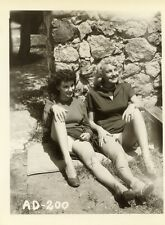 DONNA BUSTY BROWN & Friend 24 Vintage Scanned Images on CD Hollywood Spyder Pool