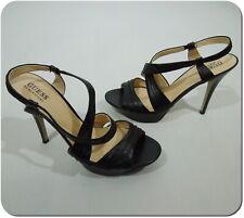 "GUESS by MARCIANO Women's Black Wrap 5"" Pumps Heels size 10M"