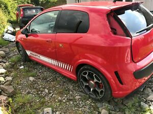 FIAT PUNTO EVO ABARTH QUALITY CONDITION ONLY 52K ON CLOCK ALL PARTS AVAILABLE