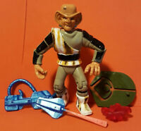 Star Trek DS9 ROM - 1995 Ferengi Brother of Quark by Playmates Loose Complete