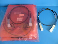 Volex Passive QSFP+ 1.25M 33AWG Cables p/n VAHS330001-1.25 - Lot of 12