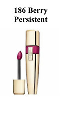 3 Pieces of LOREAL Colour Caresse Wet Shine Lip Stain 186 Berry Persistent