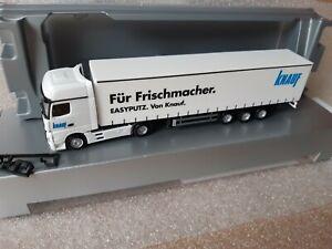 Actros Giga 11  knauf Easyputz  / Für Frischmacher  Exclusiv Serie  904971