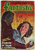 Fantastic Adventures July 1945 Vol. 7 No. 3 Pulp Magazine Alexander Blade