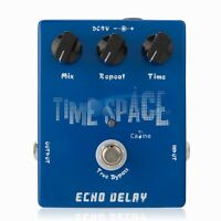 Caline CP-17 TIME SPACE Echo Delay Pedal Guitar Effect Pedal Digital Delay 600ms