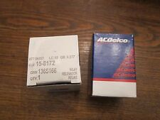 NOS OEM Blower Motor Cut Out Electrical Relay Assembly 61-68 Chevy Buick Pontiac