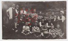 Original old Australian Rules Football Team group PHOTO Ramblers Premiers 1909