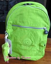 NWT Kipling Challenger Backpack w Ipod Pocket Deep Gold,medallion Snake,DTSNDSHE