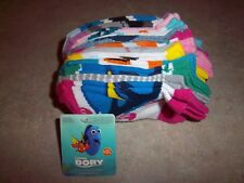 12 Pairs - New - Finding Dory Children's Sock Set - Size 4 - 6 S/M - New