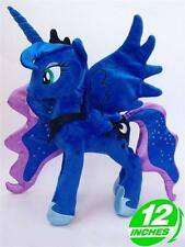 Princess Luna Plush Doll My Little Pony Plush 12inches Baby Doll Toy Gift New