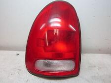 nn702341 Dodge Caravan 1996 1997 1998 1999 2000 Rear LH Tail Light Lamp OEM