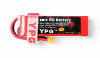 YPG 11.1V 3300mAh 35C GRADE A 3S Lipo Battery For RC Helicopter Airplane Car