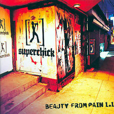 Beauty from Pain 1.1 by Superchick (CD, Jul-2006, Inpop Records)