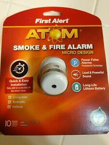 Smoke & Fire Alarm - First Alert