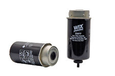 2 Pack Fuel Filters Wix 33977 John Deere 6.8   4.5 Fitment Below