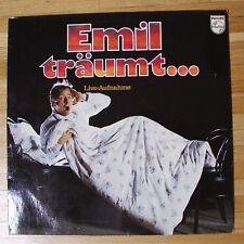 EMIL STEINBERGER Emil träumt LP/GER