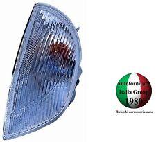 FANALE FANALINO FRECCIA ANTERIORE ANT SX BIANCO FIAT SEICENTO (600) 00> 2000>