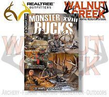 Realtree Monster Bucks XVIII Volume 1 DVD Video (2010 Release)  10DR1