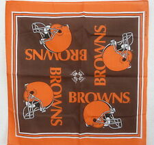 Cleveland Browns bandanna / Cleveland Browns Flag