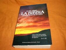 E Dio disse … LA BIBBIA, Dal santuario Madonna della Guardia – Genova  2003
