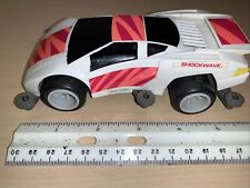 Vtg Hasbro Red Record Breakers World of Speed Dual Turbo Car 1989