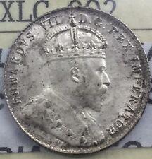 Canada 1902 H 10 Cents Dime Edward VII ICCS Graded  MS 64 ex Landon Sale