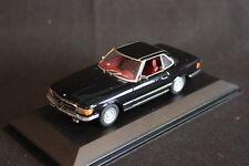 Minichamps Mercedes-Benz 350 SL Cabriolet Hard Top 1:43 Black (JS)