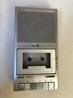 Vintage Sanyo Slim 5 - Deluxe Slimline Portable Cassette Recorder
