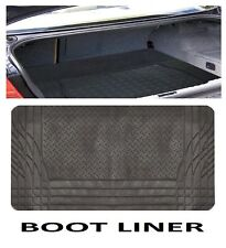 For Fiat 500 500c 595 RUBBER CAR BOOT TRUNK LINER MAT CUT TO FIT 120cm x 80cm