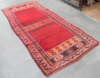 Turkish Rug 45''x106'' Runner Carpet Corridor Carpet Hallway Rug Oriental Rug