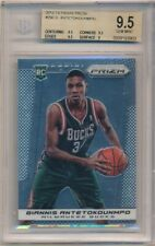 GIANNIS ANTETOKOUNMPO 2013/14 PANINI PRIZM RC ROOKIE BUCKS SP BGS 9.5 GEM MINT