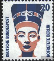 BRD (BR.Deutschland) 1398A RII mit Zählnummer postfrisch 1989 Sehenswürdigkeiten