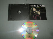 Janis Joplin - Super Hits (Cd, Compact Disc) Complete Tested