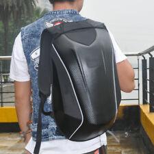 Motorcycle Backpack Carbon Fiber/ Nylon Motocross Riding Racing Storage Bag