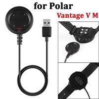 Für Polar Vantage V & M Armband Ladekabel Ladegerät USB Charger Ladestation Dock