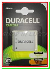 Batteria Ricaricabile DURACELL DR9618 = FUJIFILM NP-40 KODAK KLIC-7005