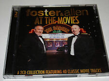 FOSTER & ALLEN AT THE MOVIES CD