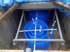 Bauanleitung  Eis-Speicher  für Wärmepumpen  mit Kapillarrohrmatten