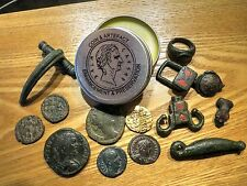 CAESAR BALM 30ml METAL DETECTING COIN ARTEFACT ENHANCEMENT CLEANING ROMAN BRONZE