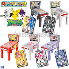 Pokemon Sun & Moon Pinball Machine (COMPLETE SET 5 PCS) TAKARA TOMY ARTS JAPAN