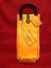 Veuve Clicquot Champagne Insulated Bottle & Shopping Cooler Bag