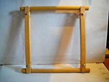 """Tapestry Frame 12"""" square Embroidery Cross Stitch Frame"""