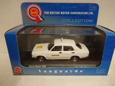 Corgi VA06307 Morris Marina 1800 Amarillo coches Leicester Ltd Edition de 3300